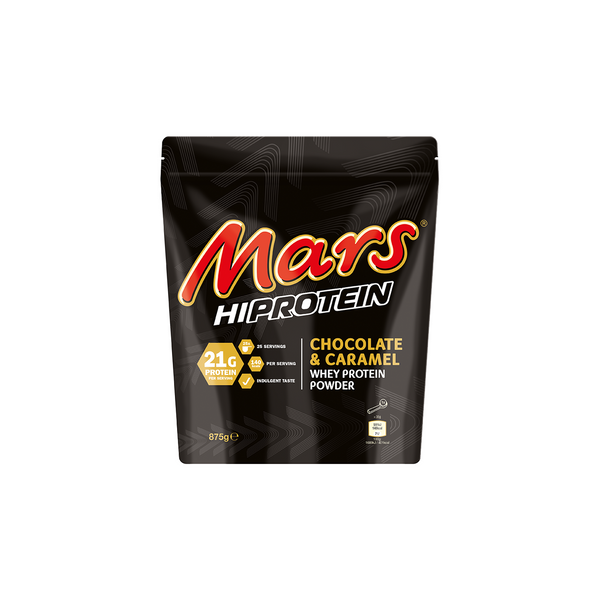 MARS Hi-Protein Powder 875g - Supplements-Direct.co.uk
