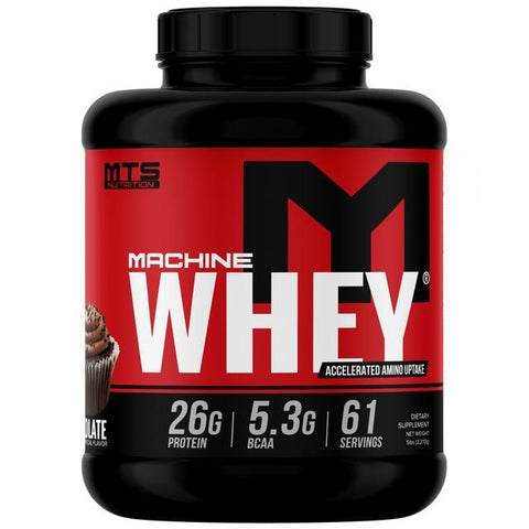 MTS Nutrition Machine Whey Protein 2.27kg - Supplements-Direct.co.uk