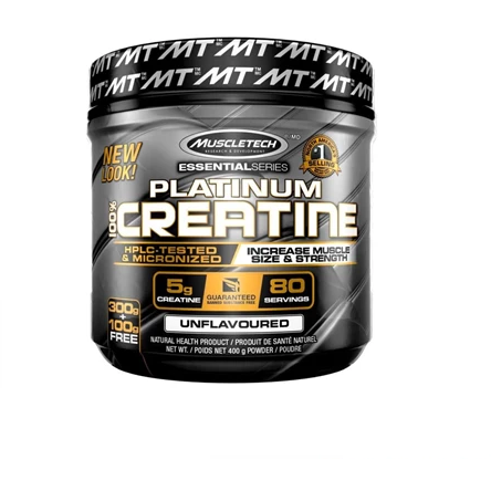 Muscletech Platinum 100% Creatine - Supplements-Direct.co.uk