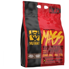 Mutant Mass Muscle Mass Gainer- 6.8kg - GymSupplements.co.uk