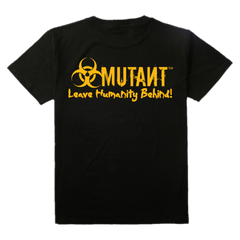 MUTANT 'LEAVE HUMANITY BEHIND' T-SHIRT - Supplements-Direct.co.uk