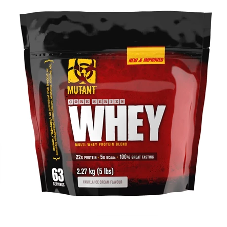 Mutant Whey Protein 2.27kg - GymSupplements.co.uk