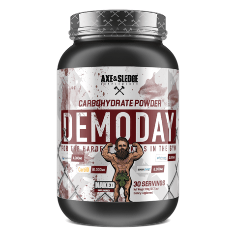 AXE & SLEDGE SUPPLEMENTS Demo Day 930g - Supplements-Direct.co.uk