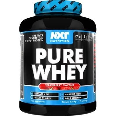 NXT Nutrition Pure Whey 2.25kg - Supplements-Direct.co.uk