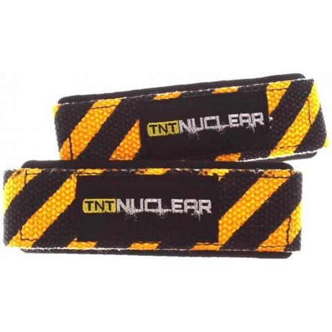 NXT NUTRITION TNT NUCLEAR LIFTING STRAPS - Supplements-Direct.co.uk
