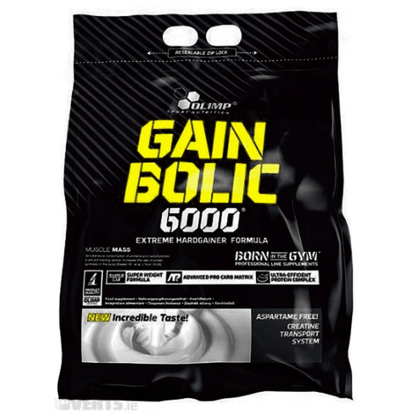 OLIMP Gain Bolic 6000 - 6.8kg - Supplements-Direct.co.uk