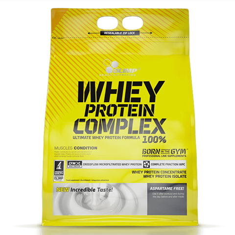 OLIMP WHEY PROTEIN COMPLEX 2.27KG - GymSupplements.co.uk