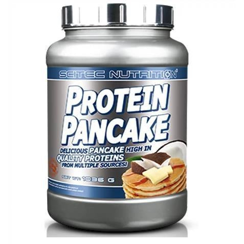 Scitec Nutrition - Protein Pancake - GymSupplements.co.uk