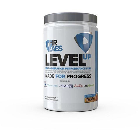 LEVELUP LIFE IS PEACHY (28 Servings) - GymSupplements.co.uk