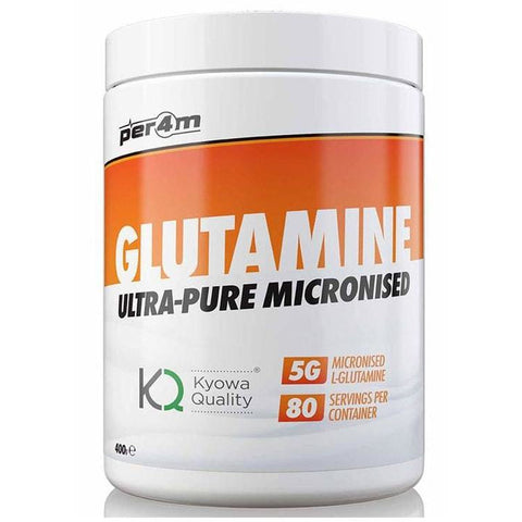 Per4m Nutrition Kyowa Glutamine 400g - Supplements-Direct.co.uk