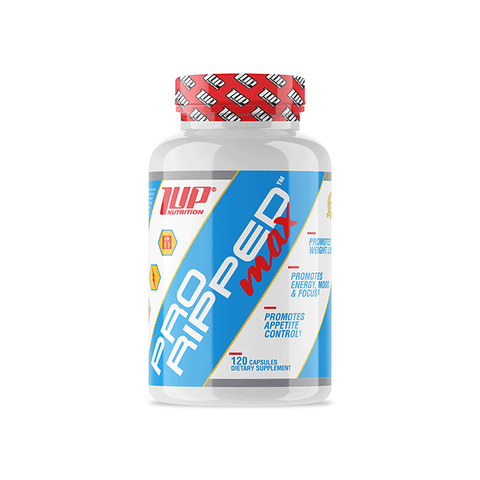 1UP Nutrition - Pro Ripped Max - 120 Capsules - Supplements-Direct.co.uk
