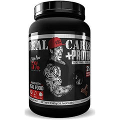 5% Rich Piana - Real Carbs+Protein - Supplements-Direct.co.uk