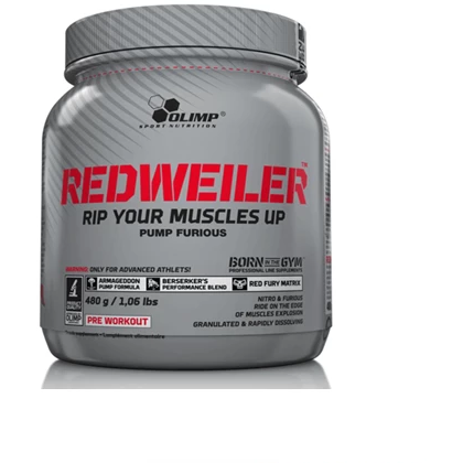 Olimp Redweiler - 480g - Supplements-Direct.co.uk