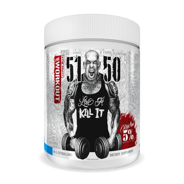 RICH PIANA 5% NUTRITION 5150 Legendary Series Int. 30 Servings - Blue Ice - GymSupplements.co.uk