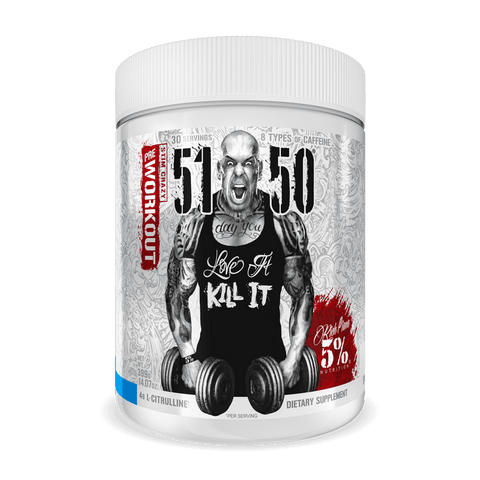 RICH PIANA 5% NUTRITION 5150 Legendary Series Int. 30 Servings - Wildberry - GymSupplements.co.uk