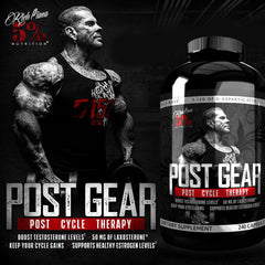 5% Nutrition Post Gear PCT Support 240 Caps - GymSupplements.co.uk