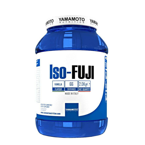 Yamamoto Nutrition Iso-FUJI | Whey Milk Protein Isolate WPI - GymSupplements.co.uk