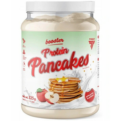 Trec Nutrition Booster Protein Pancakes Apple-Pie - 525g - GymSupplements.co.uk