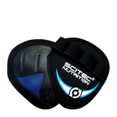 SCITEC NUTRITION GRIP PADS 2PCS - BLACK - Supplements-Direct.co.uk