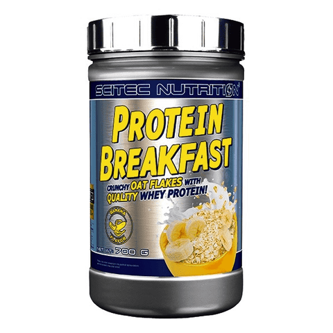Scitec Protein Breakfast With Oats 700g - GymSupplements.co.uk