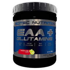 Scitec Nutrition EAA + Glutamine - Supplements-Direct.co.uk