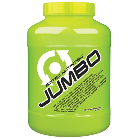 Scitec Nutrition Jumbo - 2860g - Supplements-Direct.co.uk