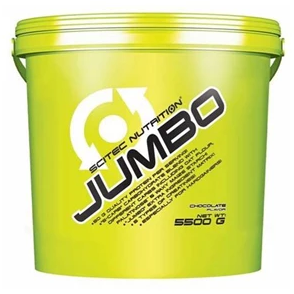 Scitec Nutrition Jumbo - 5500g - Supplements-Direct.co.uk