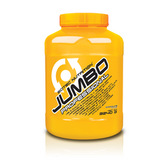 Scitec Nutrition Jumbo Professional - 3240g - EXP 04/20 - GymSupplements.co.uk