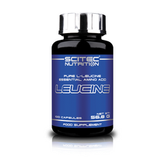 Scitec Nutrition Leucine 100 Caps - Supplements-Direct.co.uk