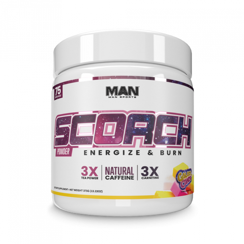 MAN Sports Scorch Powder - GymSupplements.co.uk