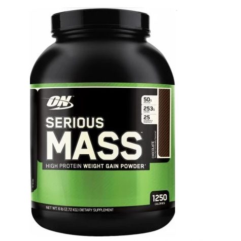 Optimum Nutrition - Serious Mass 2.73kg - Supplements-Direct.co.uk