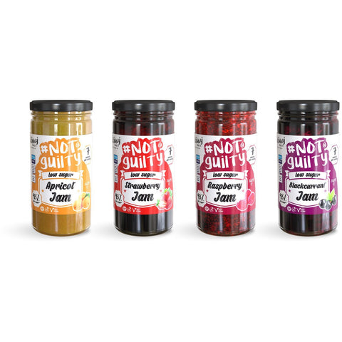 Skinny Low Calorie Jam - Supplements-Direct.co.uk
