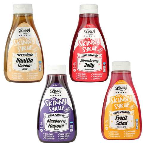Skinny Food Co - Skinny Syrup - GymSupplements.co.uk