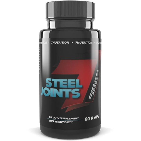 7Nutrition Steel Joints 60 Caps - Supplements-Direct.co.uk