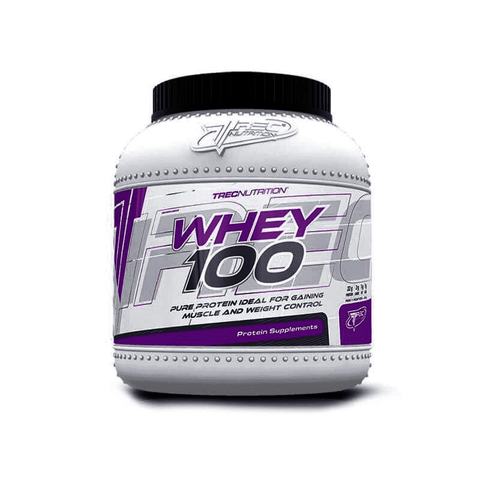 TREC Nutrition Whey100 1500g - Supplements-Direct.co.uk