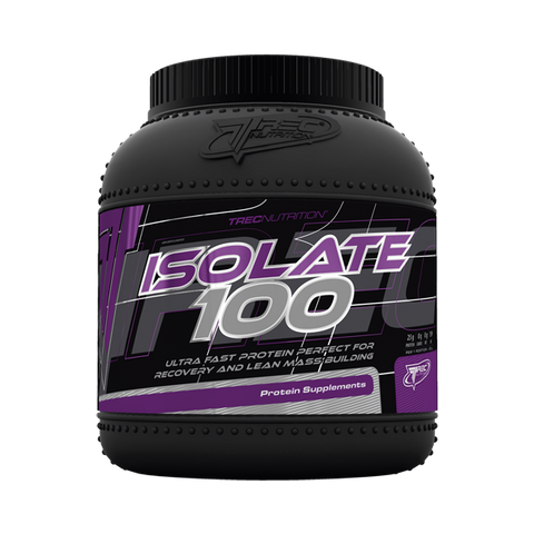 TREC NUTRITION WHEY ISOLATE 100 1800G - Supplements-Direct.co.uk