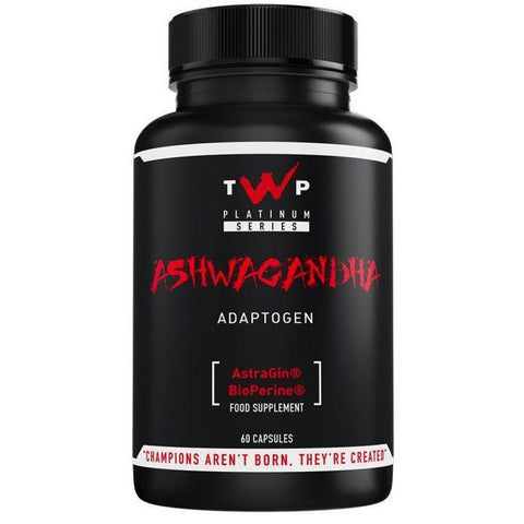 TWP Ashwagandha (60 CAPS) - GymSupplements.co.uk