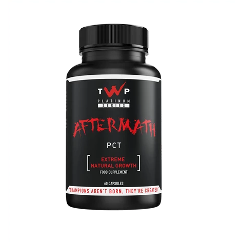 TWP Nutrition - Aftermath - PCT (60 Caps) - Supplements-Direct.co.uk