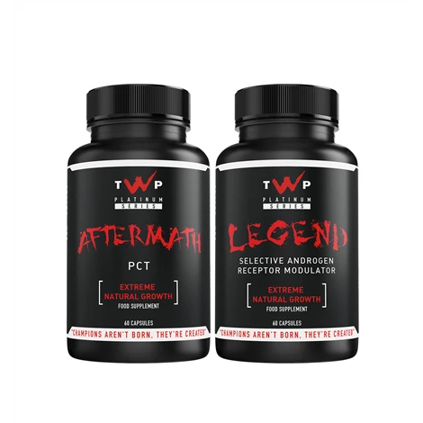 TWP Nutrition - Legend / Aftermath Stack - GymSupplements.co.uk
