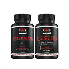 TWP Nutrition - Legend / Aftermath Stack - Supplements-Direct.co.uk