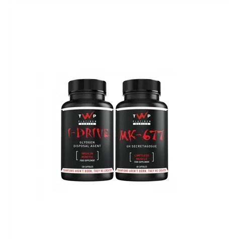 TWP Nutrition I-Drive/MK-677 - GymSupplements.co.uk
