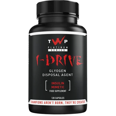 TWP Nutrition I-Drive - Supplements-Direct.co.uk