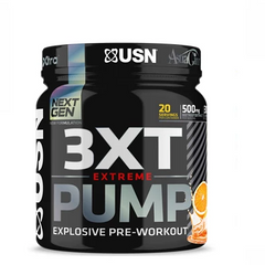 USN 3XT Pump Pre Workout 420g - Supplements-Direct.co.uk