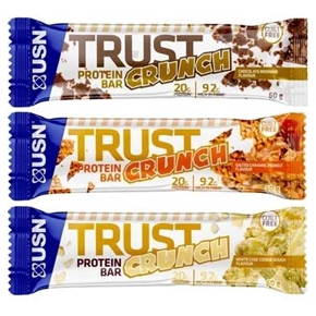 USN Trust Crunch Bar - GymSupplements.co.uk