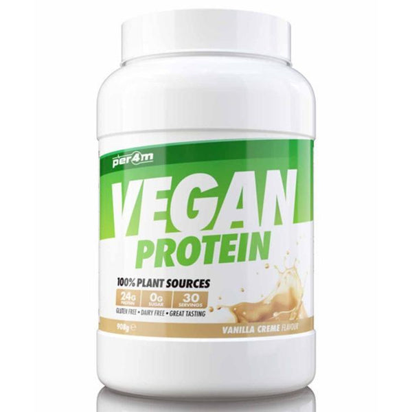 PER4M Vegan Protein 908g - Supplements-Direct.co.uk