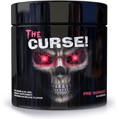 Cobra Labs - The Curse - 250g (50 Servings) - Supplements-Direct.co.uk