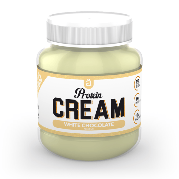 NANO SUPPS Protein Cream 400g - White Chocolate - GymSupplements.co.uk