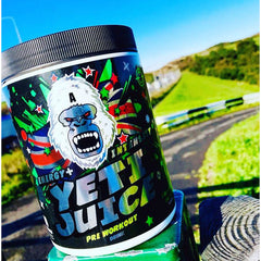 Gorillalpha Yeti Juice 480g - Supplements-Direct.co.uk