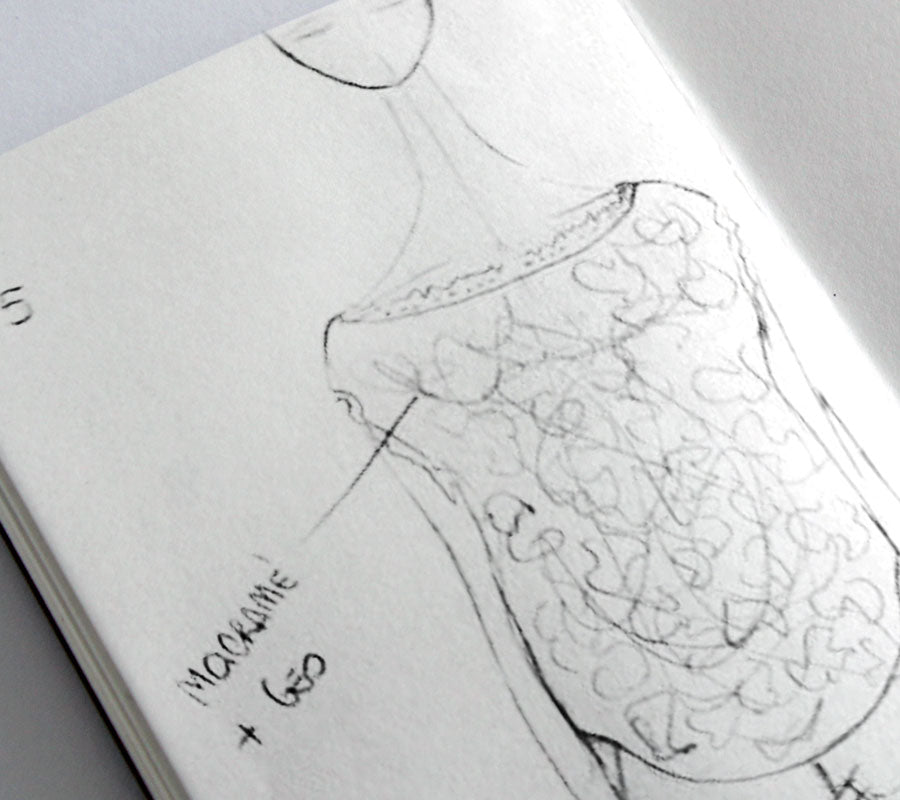 INK. | We Love Art & Fashion | Haute Couture - sketch