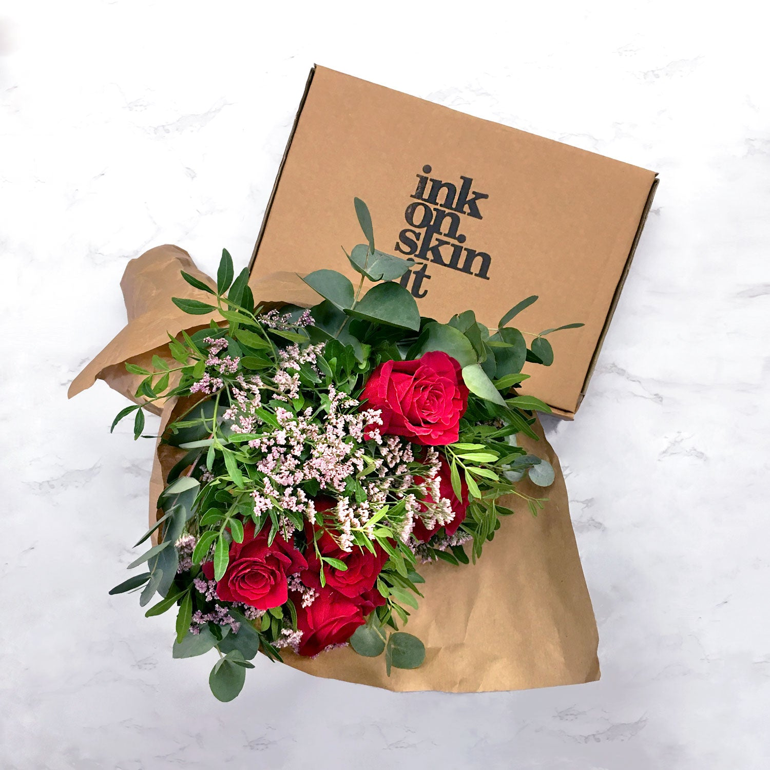 Love Box / bouquet
